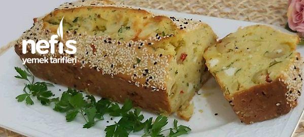 Peynirli Zeytinli Tuzlu Kek  Şip Şak Hazırlanan-9473190-200611