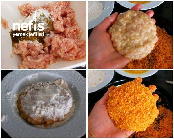 Tavuk Burger (Hazır Burgerlerden Bin Kat Lezzetli)-9470213-070642