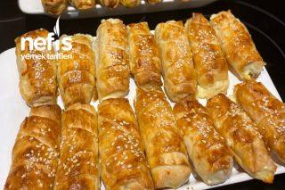 Çıtır Börek Hazır Yufka İle (10 Dakikada) Tarifi