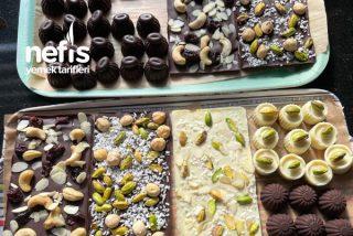 Hediyelik İkramlık Çikolata Bonbonlar Tarifi