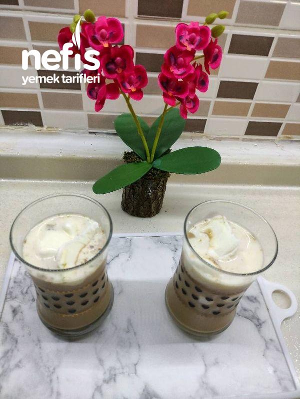 Yaza Yakışır Dondurmalı Nescafe İçinizi Serinletecek Bir Tarif-9473336-050631