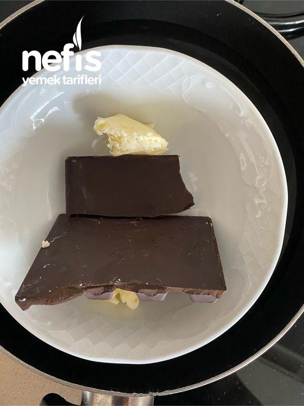 Fit Browni (Muzlu, Bitter Çikolatalı)-9498767-060634