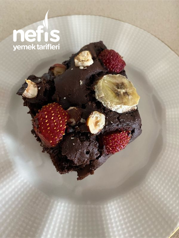 Fit Browni (Muzlu, Bitter Çikolatalı)-9498767-060647