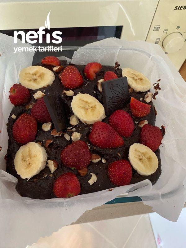 Fit Browni (Muzlu, Bitter Çikolatalı)-9498767-060643