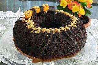 Kek kalıbında Islak Kek Tarifi