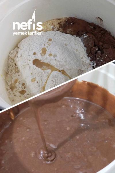 Kek kalıbında Islak Kek-9499300-160607