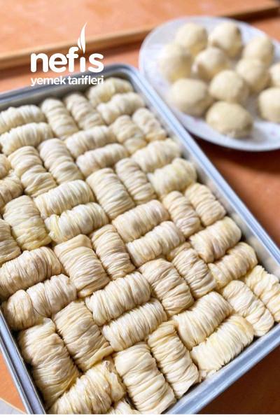 Pastanelere Rakip Sarı Burma (bu tarifimle herkes el açması tatlı yapabilecek.-9498454-160648