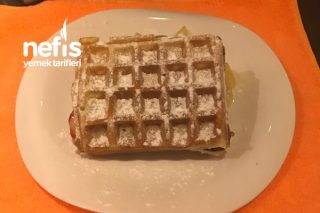 Sandviç Waffle Tarifi