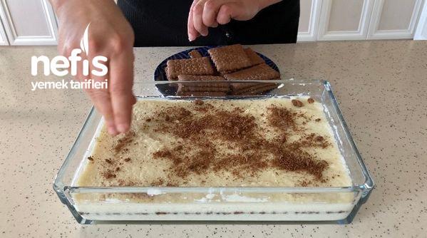 10 Dakikada, Sütlü İrmik Tatlısı (Videolu)-9503417-140625