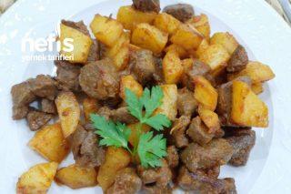 Patatesli Ciğer Sote Tarifi