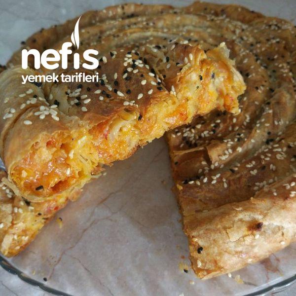 Patatesli Dolama Börek (Hazır Yufkadan)-9498695-080636