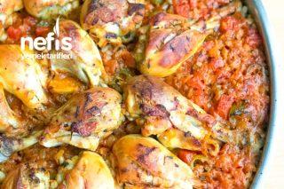 Bulgurlu Tavuk Kapama Tarifi