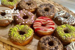 Donut (Orjinal Tadında) Tarifi