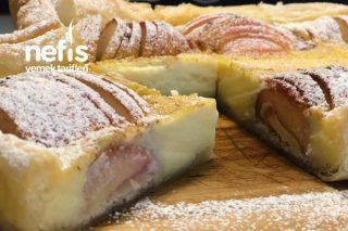 Elmalı Milföylü Pasta Tarifi