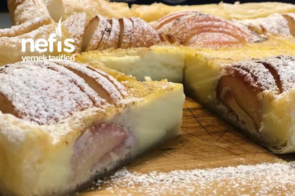 Elmalı Milföylü Pasta