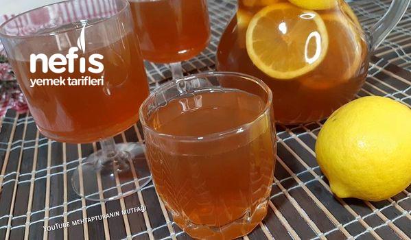 Limonlu Soğuk Çay İce Tea-9505418-090608