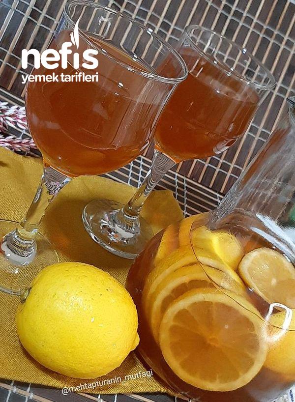 Limonlu Soğuk Çay İce Tea-9505418-090610