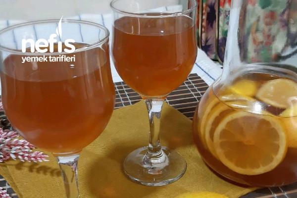 Limonlu Soğuk Çay İce Tea Videolu