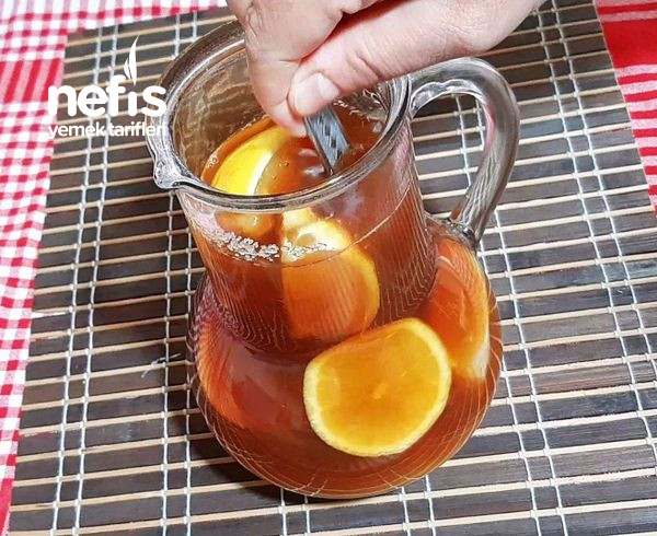 Limonlu Soğuk Çay İce Tea-9505418-090658