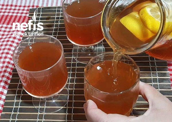 Limonlu Soğuk Çay İce Tea-9505418-090659