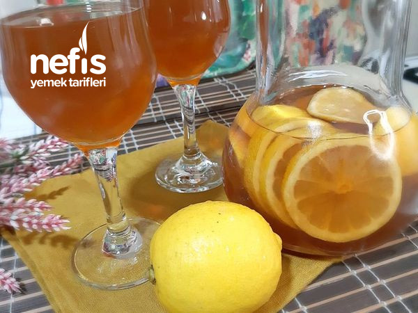 Limonlu Soğuk Çay İce Tea-9505418-090602