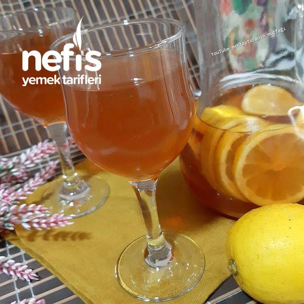 Limonlu Soğuk Çay İce Tea-9505418-090603