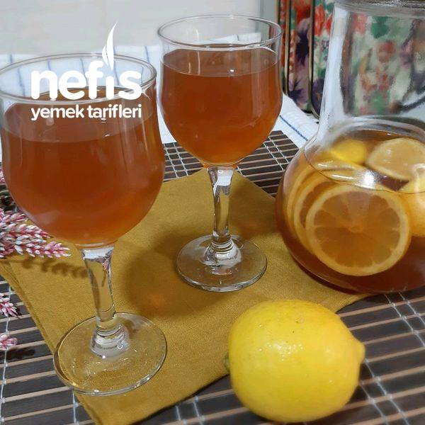 Limonlu Soğuk Çay İce Tea-9505418-090605