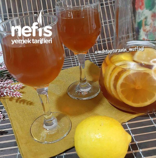 Limonlu Soğuk Çay İce Tea-9505418-090606