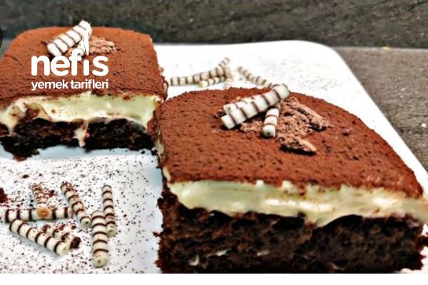 Nefis Muhallebili Kakaolu Pasta Videolu