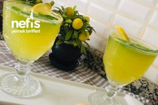 2 Limon 1 Portakal 2,5 Litre Limonata Tarifi