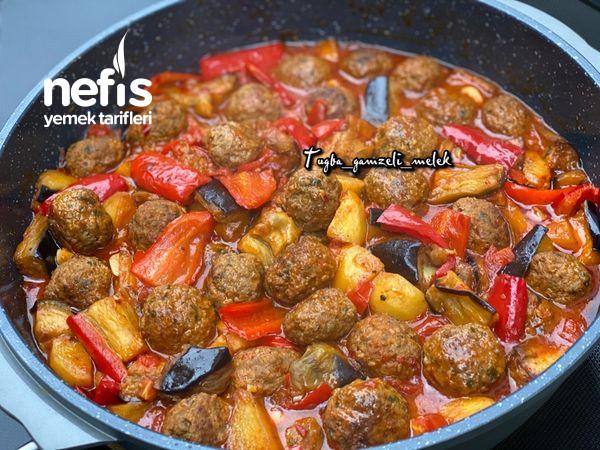 Efsane Lezzet, Tencerede Köfteli Sebze Yemeği-9506759-070616