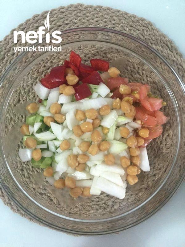 Nohut Salatası (Diyet)-9508802-160650