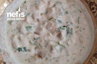 Tadına Doyulmaz Diyet Patlıcan Salatası Tarifi