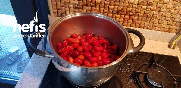 Yiyenlerden Tam Not Alan Kızılcık Marmelatı Nasıl Yapılır-9198366-070622