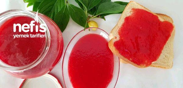 Yiyenlerden Tam Not Alan Kızılcık Marmelatı Nasıl Yapılır-9198366-070626