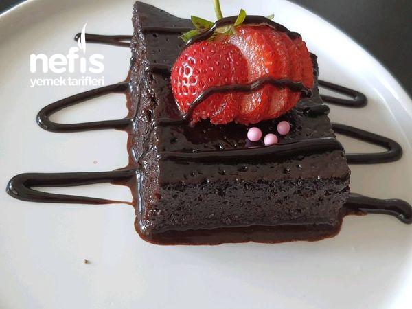 Bol Çikolatalı Islak Kek-9511820-150600