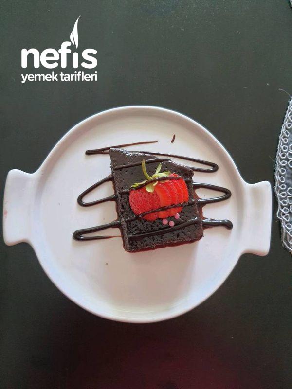 Bol Çikolatalı Islak Kek-9511820-150601