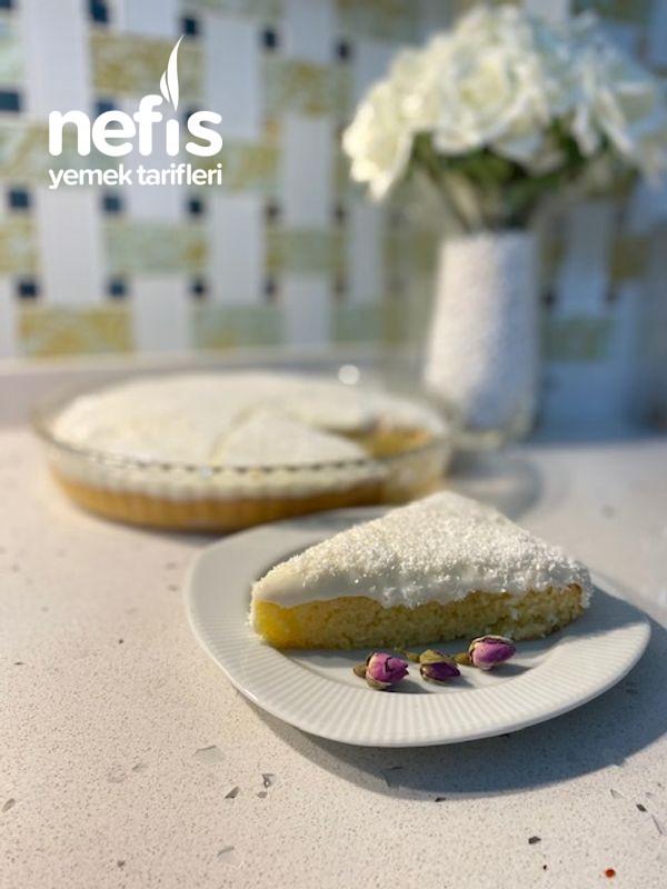 Hafif Tadıyla İpeksi Kremasıyla Harika Bir Pasta Gelin Pastası-9512248-160642