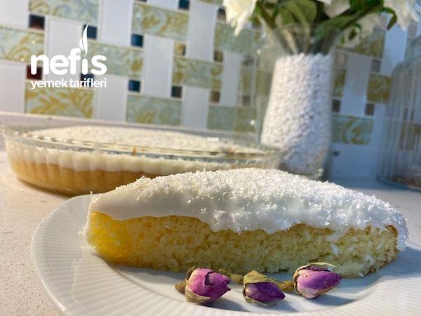 Hafif Tadıyla İpeksi Kremasıyla Harika Bir Pasta Gelin Pastası-9512248-160632