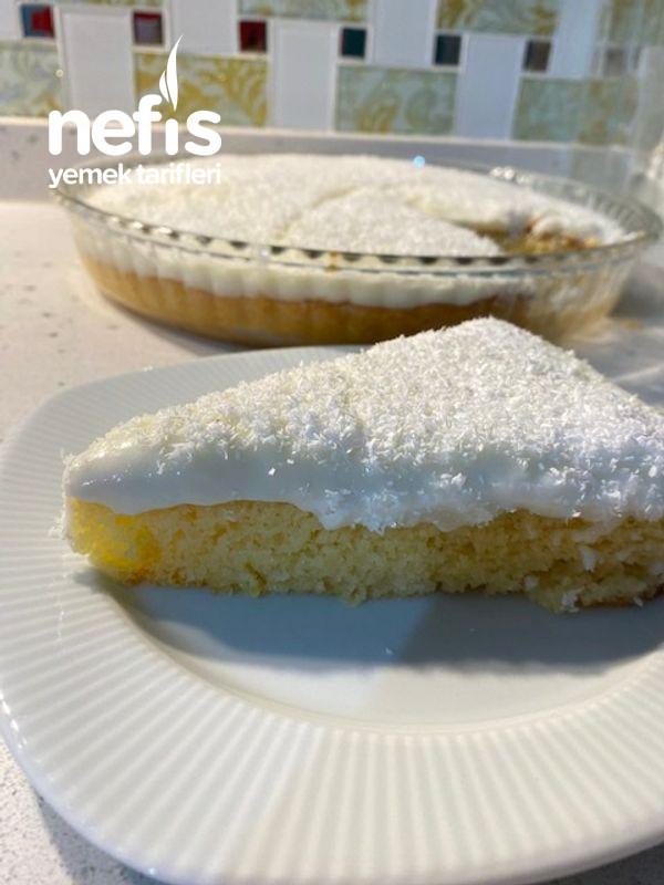 Hafif Tadıyla İpeksi Kremasıyla Harika Bir Pasta Gelin Pastası-9512248-160639