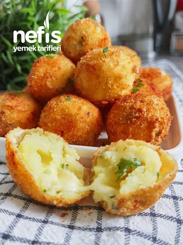 Kasarlı Patates Topları-9509910-070650