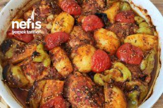 Nefis Soslu Fırında Tavuk Pirzola Tarifi