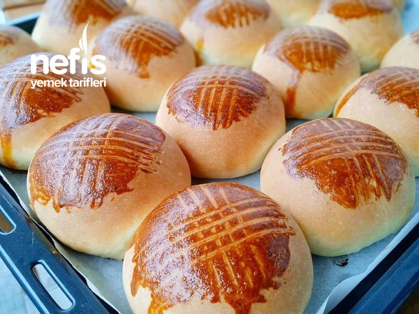 Pamukları Bile Kıskandıracak Peynirli Poğaça-9512111-160613