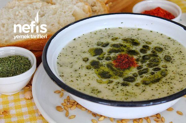 Tam Kıvamında Yoğurtlu Buğday Çorbası-9509776-060646