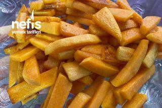 Tatlı Patates Cipsi Tarifi