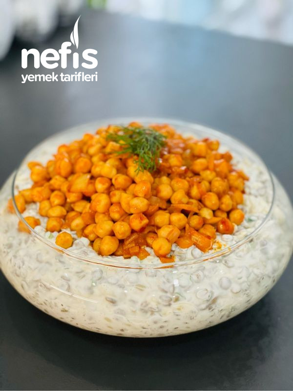 Yeşil Mercimekli Nohutlu Salata-9511321-110613
