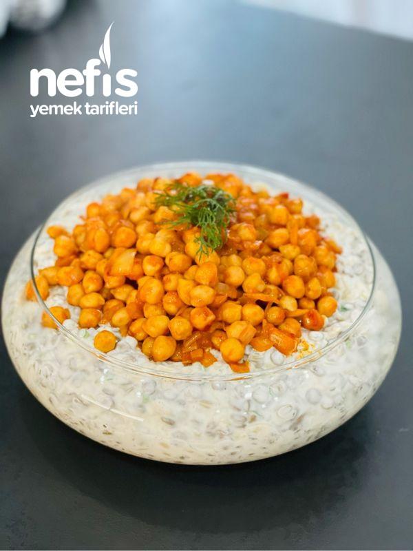 Yeşil Mercimekli Nohutlu Salata-9511321-110615