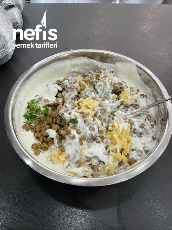 Yeşil Mercimekli Nohutlu Salata-9511321-110609