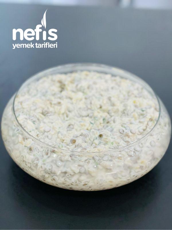 Yeşil Mercimekli Nohutlu Salata-9511321-110610