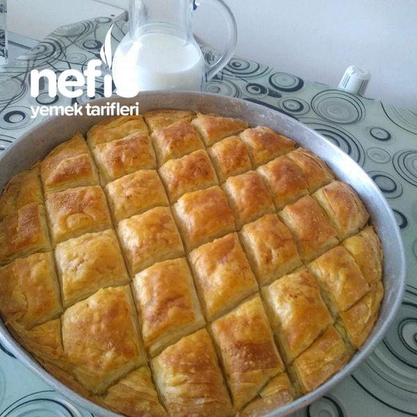 ️60 Katlı Kolay Sütlü Börek ️-9513075-070613